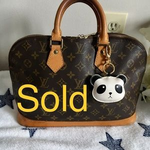 ❗️SOLD ❗️Preloved Louis Vuitton 100% Authentic 😘